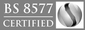 BS 8577 Certified